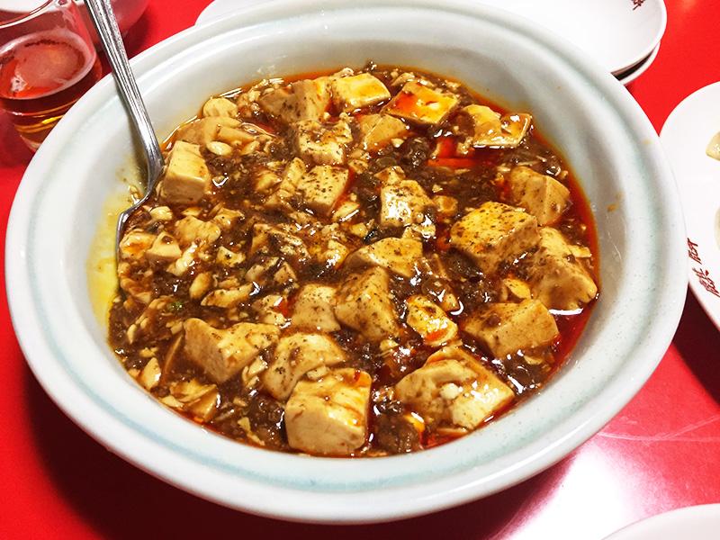 麒麟の麻婆豆腐
