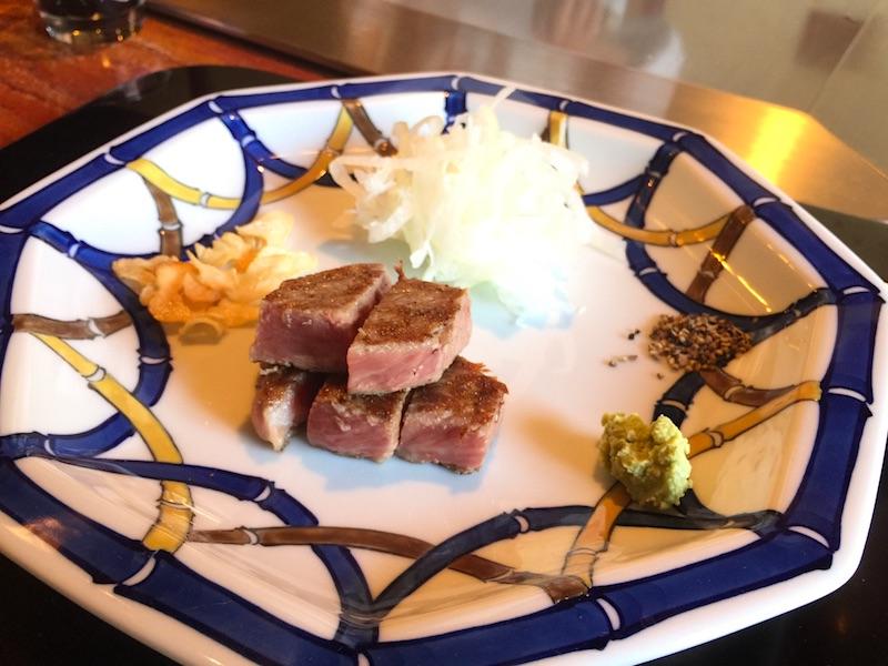 うかい特選牛サーロインステーキ