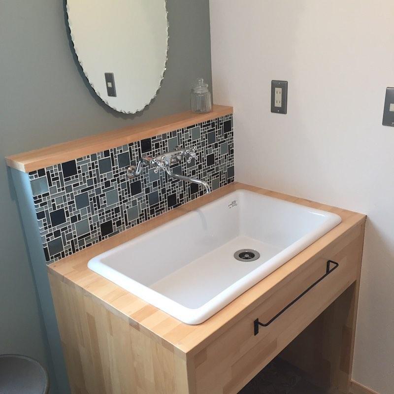 BinOの洗面台