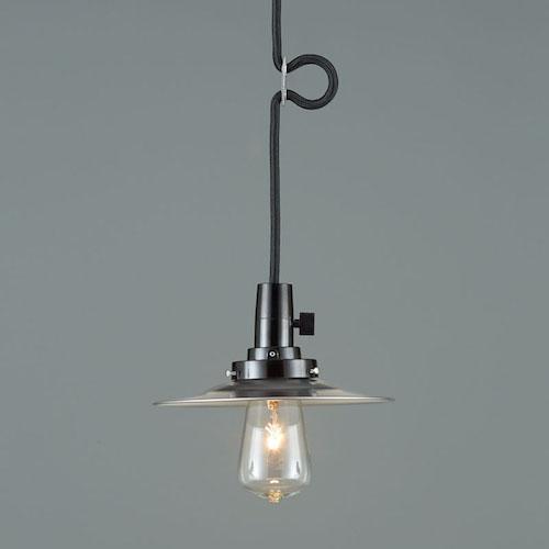 後藤照明のアルミP1レプリカ・キーソケットCP型