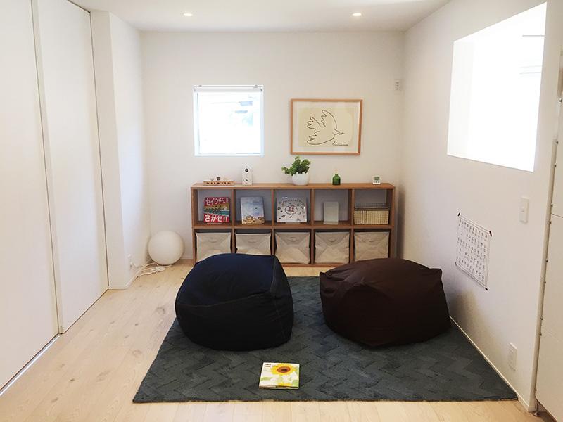 10畳のフリースペース