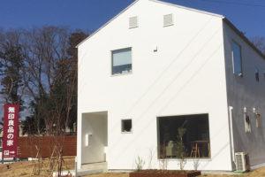 「窓の家」つくば店はコンパクト28坪、2階水回りプランの無印良品の家