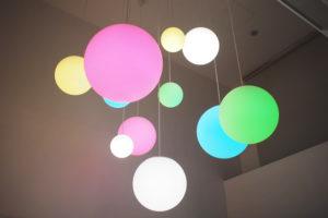 オーデリック東京ショールームで照明プランを作成