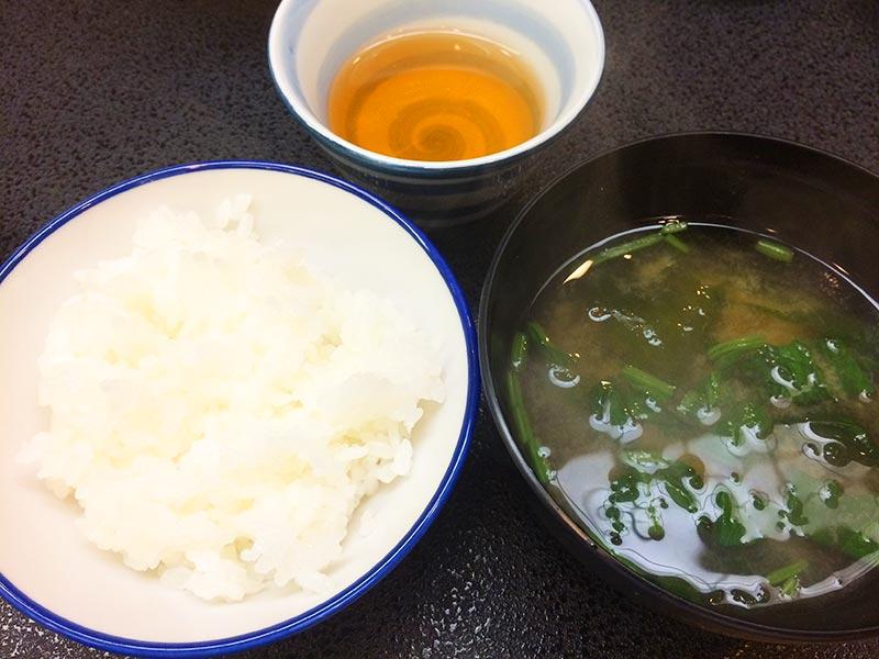 村上館湯伝のお漬物
