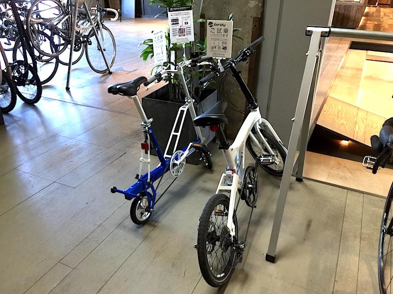 試乗OKな自転車