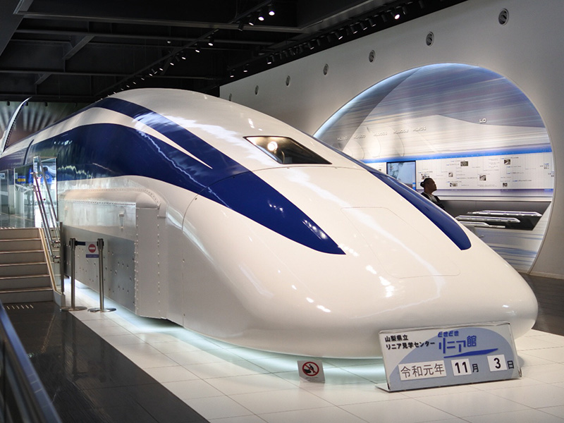 リニア試験車両MLX01-2