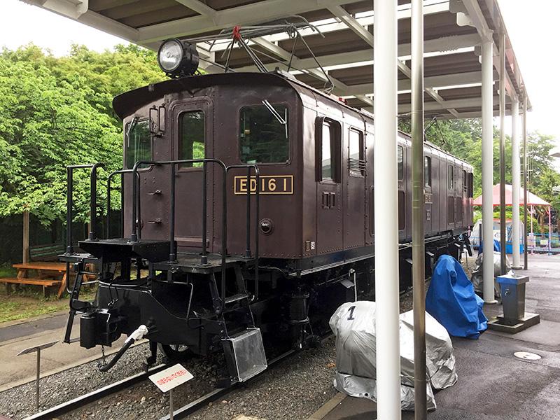 ED16形電気機関車