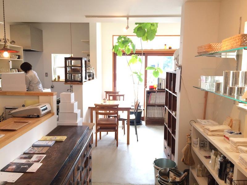 なずなのカフェスペース