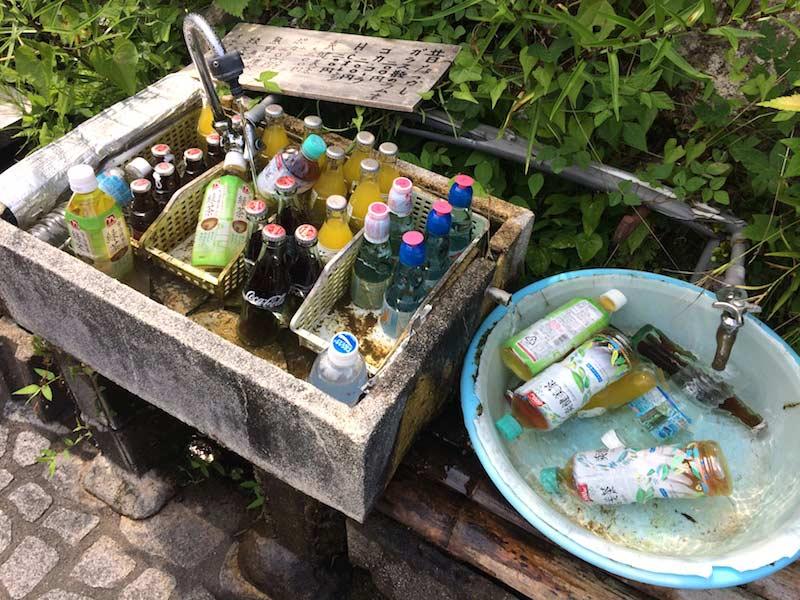 熊野那智大社のお土産屋